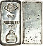 奥地利银条 重250克