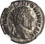 MARCUS AURELIUS, A.D. 161-180. AR Denarius, Rome Mint, ca. A.D. 161.