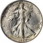 1928-S Walking Liberty Half Dollar. MS-65+ (PCGS).