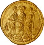SKYTHIA. Geto-Dacians. Koson. AV Stater, Mid 1st Century B.C. NGC GEM UNCIRCULATED.