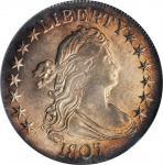 1807年半鹰半美元 PCGS MS 60