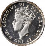 CANADA. 5 Cents, 1946-C. Ottawa Mint. PCGS PROOFLIKE-67 Gold Shield.