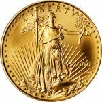 2006-W Half-Ounce Gold Eagle. Burnished. Specimen-70 (PCGS).