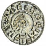 Wessex, Alfred the Great (871-899), Penny, Lunettes Coinage, Canterbury dies, Torhtmund, 1.14g, 9h,