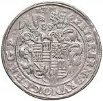 Foreign coins;GERMANIA Mansfeld Thaler 1589 - Dav. 9510 AG (g 28.59) Lucidato - BB;200