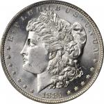 1881-O Morgan Silver Dollar. MS-66+ (PCGS).