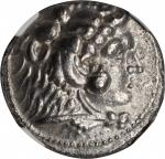 MACEDON. Kingdom of Macedon. Alexander III (the Great), 336-323 B.C. AR Tetradrachm, Ake Mint, 321/0