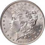 1883-O Morgan Silver Dollar. MS-65 (PCGS). CAC. OGH.
