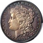 1894 Morgan Silver Dollar. Proof-63 (PCGS).