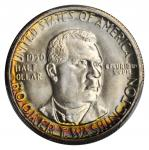 1950-S Booker T. Washington Memorial. MS-67+ (PCGS). CAC.