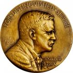 Undated (ca. 1920) Roosevelt Memorial Association Medal of Honor. Bronze. 81.8 mm. By James E. Frase