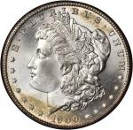 1900-S Redfield Morgan Silver Dollar. MS-65 (NGC).