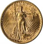 1923 Saint-Gaudens Double Eagle. MS-64 (PCGS).