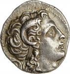 THRACE. Kingdom of Thrace. Lysimachos, 323-281 B.C. AR Drachm (4,16 gms), Ephesos Mint, ca. 294-287