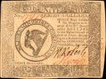 CC-81. Continental Currency. September 26, 1778. $8. About Uncirculated.