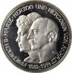 GERMANY. Anhalt-Dessau. 5 Mark, 1914-A. Berlin Mint. Friedrich II. PCGS PROOF-65 Deep Cameo Gold Shi