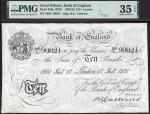 Bank of England, Basil Gage Catterns (1929-1934), £10, London, 17 January 1931, serial number 186/L