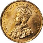 CANADA. 10 Dollars, 1913. PCGS MS-63.