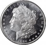 1884-CC GSA Morgan Silver Dollar. MS-66 PL (PCGS).