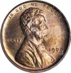 1909 Lincoln Cent. Proof-65 RD (PCGS).