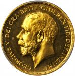 GREAT BRITAIN. 2 Pounds, 1911. PCGS PROOF-64 CAMEO Secure Holder.