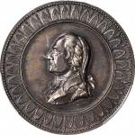 1799 (ca. 1863) George Hampden Lovetts Third Series of Washington Medals. Fourth Washington Obverse