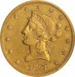 1871-S Liberty Head Eagle. VF-35 (NGC).