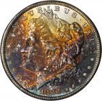 1883-CC GSA Morgan Silver Dollar. MS-66 * (NGC).