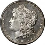 1888-S Morgan Silver Dollar. MS-65 DMPL (PCGS).