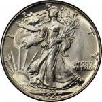 1947 Walking Liberty Half Dollar. MS-67+ (PCGS).
