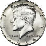 1964 Kennedy Half Dollar. SMS. Specimen-67+ (PCGS).