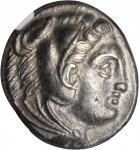 MACEDON. Kingdom of Macedon. Alexander III (the Great), 336-323 B.C. AR Tetradrachm, Macedonia Mint.