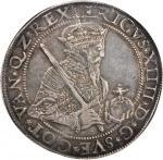 SWEDEN. Riksdaler, 1561. Stockholm Mint. Erik XIV (1560-68). NGC EF-45.