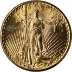 1927 Saint-Gaudens Double Eagle. MS-63 (PCGS).