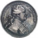 SAINT-DOMINGUE Louis XVI (1774-1792). Jeton du Cercle des Philadelphes, société savante de Saint-Dom