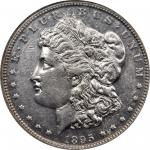 1895 Morgan Silver Dollar. Proof-53 (NGC).