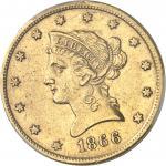 USA République fédérale des États-Unis d'Amérique (1776-à nos jours). 10 dollars Liberty, sans devis