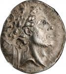 SYRIA. Seleukid Kingdom. Antiochos IV Epiphanes, 175-164 B.C. AR Tetradrachm (17.17 gms), Ake-Ptolem