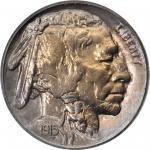 1915-S Buffalo Nickel. MS-65 (PCGS). OGH.