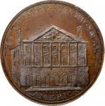 1798纽约剧院铜章 PCGS Proof 64+