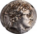 SYRIA. Seleukid Kingdom. Antiochus IV Epiphanes, 175-164 B.C. AR Tetradrachm (16.53 gms), Antioch on