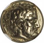 LESBOS. Mytilene. El Hekte, ca. 454-427 B.C.
