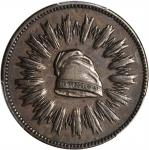 1836 First Steam Coinage. Original Feb. 22 Date. Copper. 28 mm. By Christian Gobrecht. Julian MT-20.