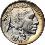 1919 Buffalo Nickel. MS-67 (PCGS).