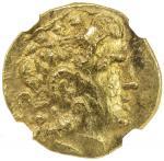 PONTIC KINGDOM: Mithradates VI, 120-63 BC, AV stater 408。14g41, Kallatis, ca。 88-86 BC, AMNG I-260,