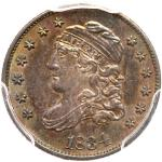 1834 Capped Bust Half Dime. PCGS MS62