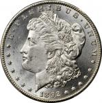 1892-CC Morgan Silver Dollar. MS-65+ (PCGS). CAC.