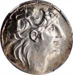 SYRIA. Seleukid Kingdom. Antiochos VII Sidetes, 138-129 B.C. AR Tetradrachm (16.32 gms), Antioch on