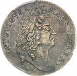 TOBAGO Louis XIV (1643-1715). Jeton pour la victoire française sur les Hollandais ND (c.1677), Nurem