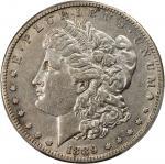 1889-CC Morgan Silver Dollar. EF-40 (PCGS).